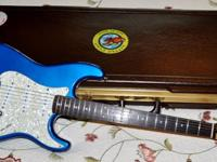 Sweetest Fender Strat I have actually ever played and