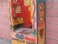 THE FAMOUS SANTA MONICA DIVE BAR THE OAR HOUSE THIS