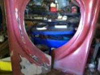 Vintage ford parts F100-250 RH, LH steel Kim
