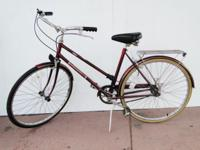 Vintage Free Spirit 3 Speed Bike Bicycle Old School