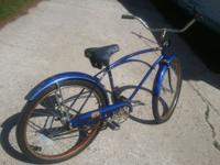 For sale is a vintage free spirit beach cruiser ,