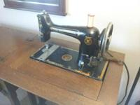 Working Free Westinghouse sewing machine. Just perfomed