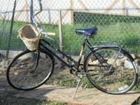 This is a very special bike... Very rustic and easy