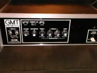 A great vintage bass amp from Gallien Krueger. This