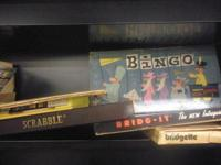 Many vintage games to choose3 from starting at $5.00.