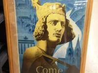 We've placed this vintage German tourism poster in our