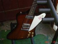 Description THE VINTAGE GIBSON FIREBIRD.....ONE OF MY