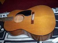 Selling a very cool original early 1960's Gibson LG0