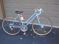 Girls Schwinn Varsity, 10 Speed in very good condition.
