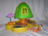Glo Land is a big Tree House for your Glo Friends to