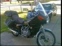 This is a vintage Goldwing in great condition! Can't