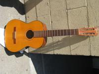 Vintage Goya G-10 acoustic guitar.Made in Sweden.From
