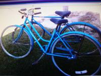 MATCHING PAIR OF VINTAGE SCHWINN TOURING HIS & HER