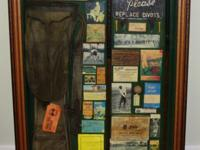 There are many golf items from yesteryears that will