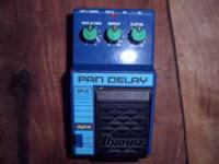Lovley warm sounding digital delay from the highly