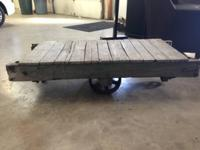 Classic Industrial Cart.  I have three carts that are