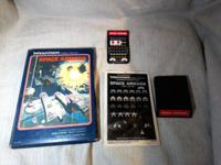 Today we have for a Vintage Intellivision Space Armada