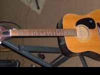 Epiphone Japan FT-140 Acoustic Guitar. This holy