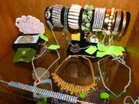 New lot of vintage jewelry just in. Most of it is