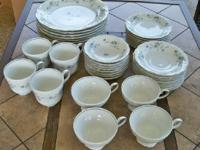 Stunning vintage set of Johann Haviland fine china, a