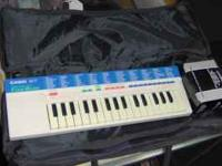 Casio SA-7 vintage non midi mini keyboard Cool Sounds
