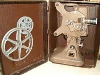 Vintage Keystone 16mm Projector Model # K-160 Motor