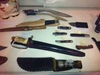 Classic Knife collection being liquidated. Priced to