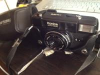 Autofocus by means of the Honeywell system.  Lens=