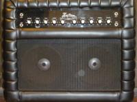 I have this awesome vintage Kustom K-100C-5 Combo