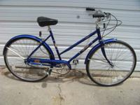 Beautiful 1983 Free Spirit 3-Speed Cruiser Ready To