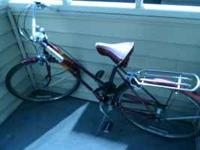 I have recently bought a vintage AMF 3 speed bike. I