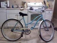 I have a Vintage Ladies Huffy Bicycle that rides