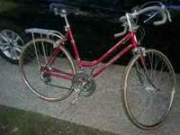 Please call . Vintage ladies schwinn world sport 10