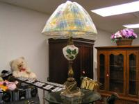 LAMP $10.00can be seen 9am to 5 pm Mon tell sat closed