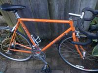 1998 LeMond Alpe d'Huez road racing bicycle 16 speed