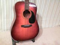 For sale is a vintage late 1970s Martin Sigma DM-3S