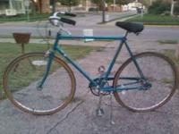 "Men's Schwinn ""Collegiate"" 3 speed. 26"" Excellent"