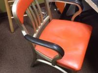 This chair is a Goodform Aluminum Naval Chair from the