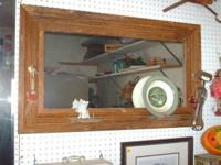 I have some vintage mirrors from the 30s to the 60s