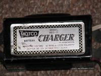 Up for sale is small vintage heavy duty MOTCO BATTERY