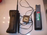 Excellent codition vintage Motorola brick phone with