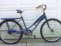 "I have a great riding Murray 26"" tank girls bicycle for"