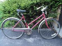 Vintage Murray beach cruiser in good condition. Bike
