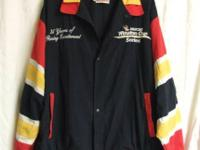 EXTREMELY COOL JACKET IN EXCELLENT CONDITION. IF