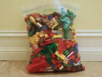This listing is for one 5 lb bag of various vintage and