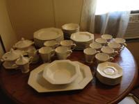 I am selling a huge set of china from the 1970s. It was