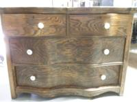 Vintage Oak (pretty sure its oak), chest/dresser