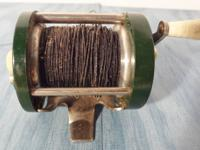 Highly collectible Ocean City 1581 Fishing Reel with