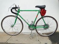 Vintage Old School Schwinn VARSITY Road Bike 10 Speed
