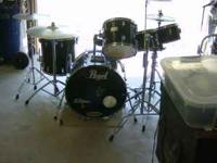 SIX PIECE SHELL PACK INCLUDES BLACK VINTAGE PEARL